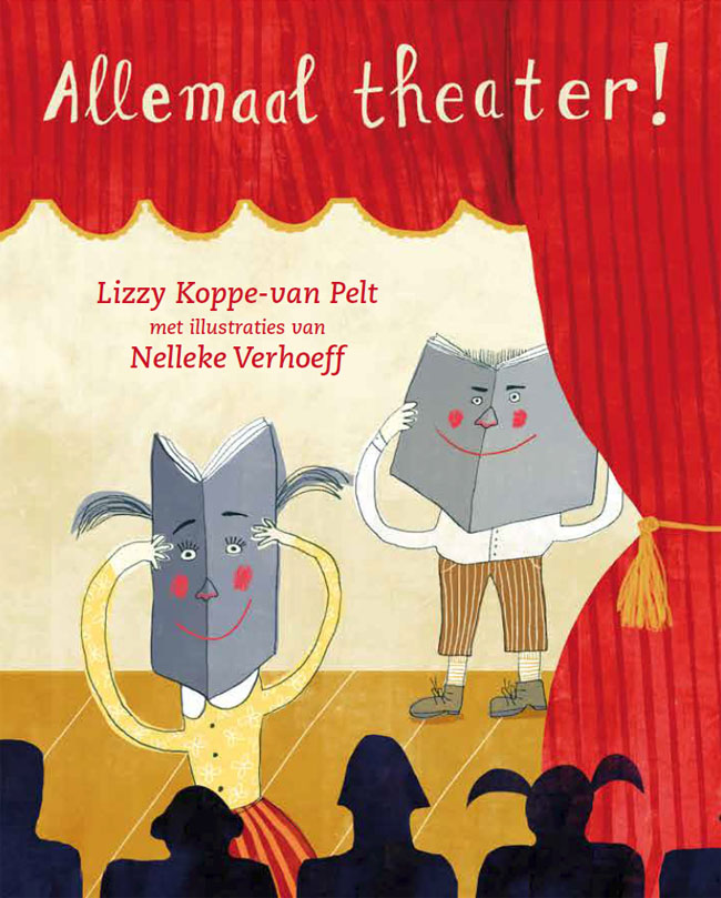 Allemaal Theater Cover