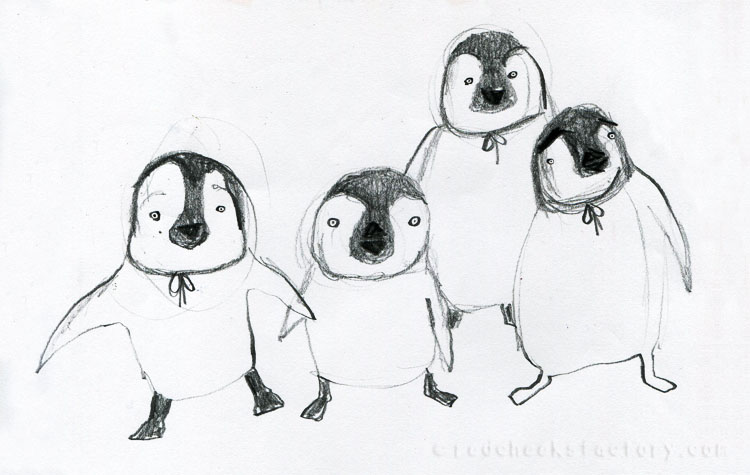 Little Penguins study